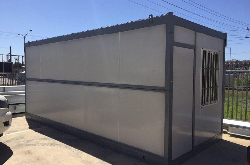Portable Buildings- Collapsible
