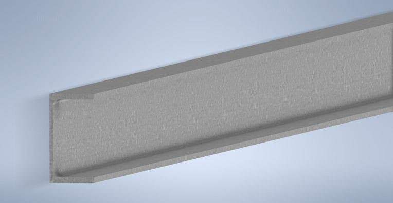 Channel – Steel – DuraGal, Size 200x75x5 – Length12m