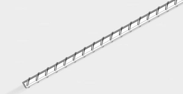 Deformed Bar - Reinforcing Steel Bar - Processed