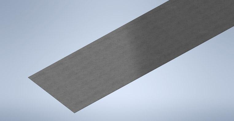 Blackform – Sheet – Steel, Size 1210X3000 – Thickness  1.6mm