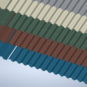 Colorbond - Sheet - Steel