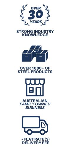 Over 30 years strong industry knowledge, great expert advice and tailored approach to your steel projects.