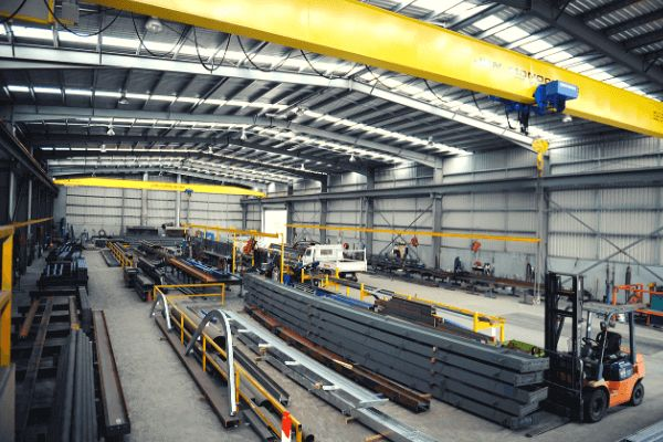 5 things to consider while choosing a steel fabrication company