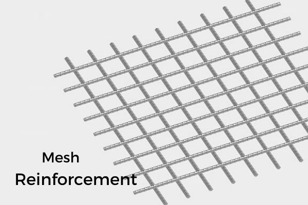 Mesh reinforcement and its benefits